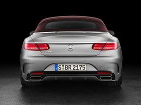 Ver foto 6 de Mercedes Clase S500 Cabriolet AMG Line A217 2015