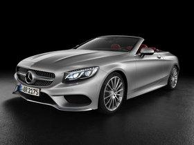 Ver foto 2 de Mercedes Clase S500 Cabriolet AMG Line A217 2015
