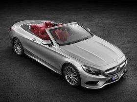 Ver foto 1 de Mercedes Clase S500 Cabriolet AMG Line A217 2015