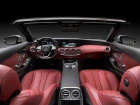 Ver foto 15 de Mercedes Clase S500 Cabriolet AMG Line A217 2015