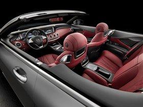 Ver foto 14 de Mercedes Clase S500 Cabriolet AMG Line A217 2015