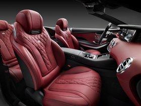 Ver foto 13 de Mercedes Clase S500 Cabriolet AMG Line A217 2015