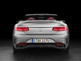 Ver foto 11 de Mercedes Clase S500 Cabriolet AMG Line A217 2015