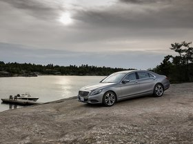 Ver foto 9 de Mercedes Clase S S500 Canada 2013