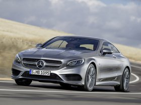 Ver foto 13 de Mercedes S500 Coupe AMG Sports Package Edition 1 C217 2014