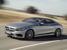 Ver foto 12 de Mercedes S500 Coupe AMG Sports Package Edition 1 C217 2014