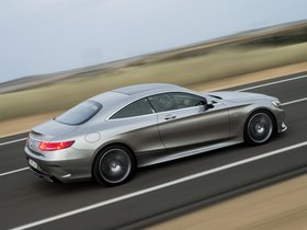 Ver foto 10 de Mercedes S500 Coupe AMG Sports Package Edition 1 C217 2014