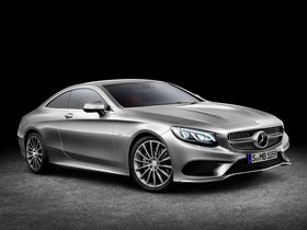 Ver foto 9 de Mercedes S500 Coupe AMG Sports Package Edition 1 C217 2014
