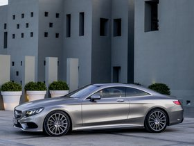 Ver foto 5 de Mercedes S500 Coupe AMG Sports Package Edition 1 C217 2014