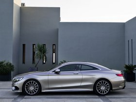 Ver foto 4 de Mercedes S500 Coupe AMG Sports Package Edition 1 C217 2014
