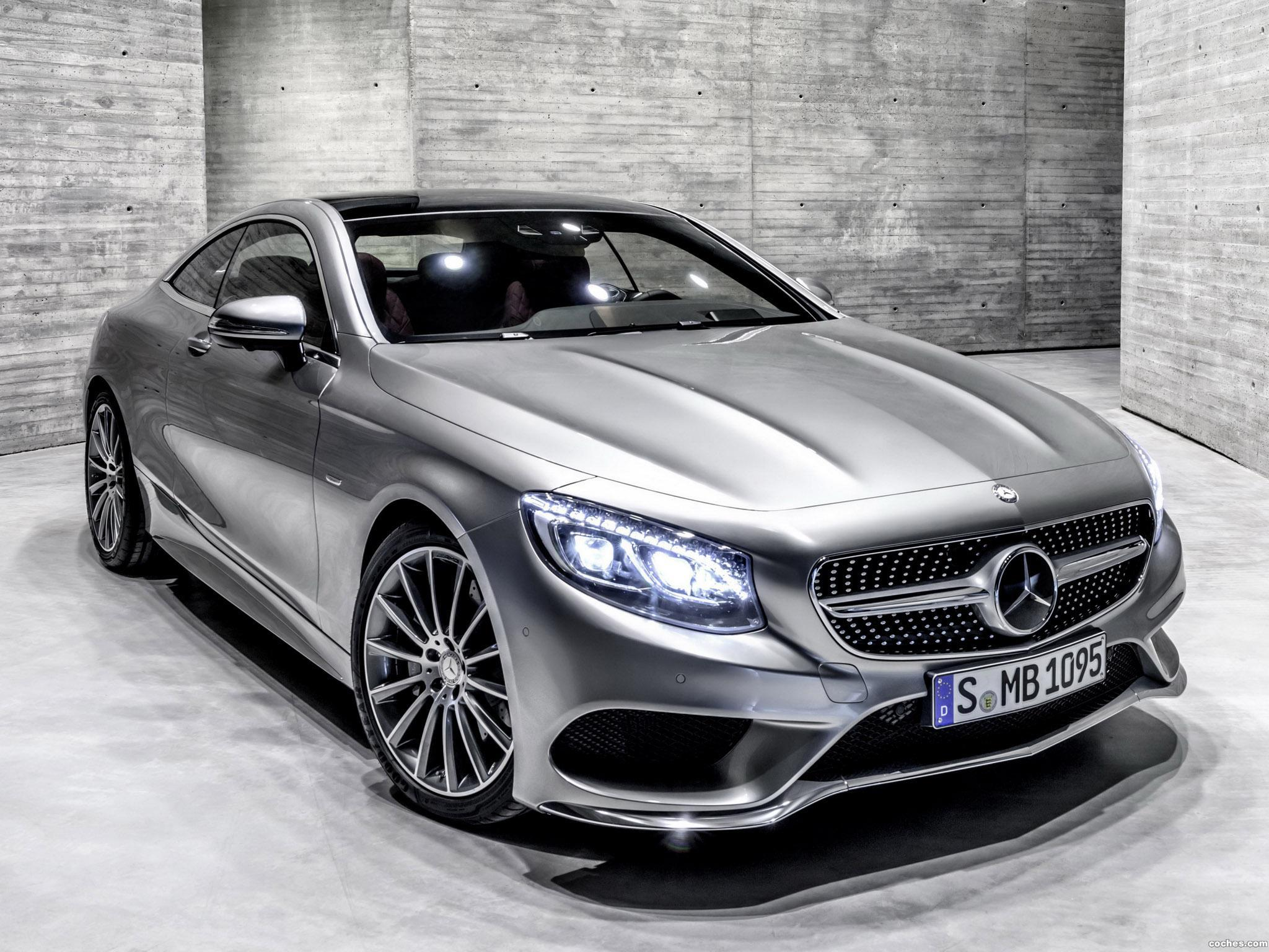 Foto 0 de Mercedes S500 Coupe AMG Sports Package Edition 1 C217 2014