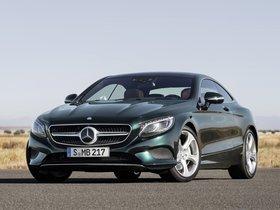 Ver foto 8 de Mercedes Clase S S500 Coupe 4MATIC C217 2014