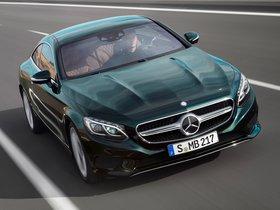 Ver foto 22 de Mercedes Clase S S500 Coupe 4MATIC C217 2014