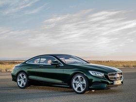 Ver foto 20 de Mercedes Clase S S500 Coupe 4MATIC C217 2014