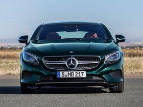 Ver foto 17 de Mercedes Clase S S500 Coupe 4MATIC C217 2014