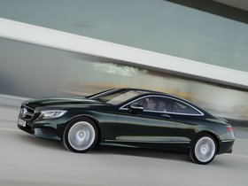 Ver foto 6 de Mercedes Clase S S500 Coupe 4MATIC C217 2014