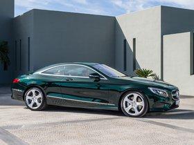 Ver foto 15 de Mercedes Clase S S500 Coupe 4MATIC C217 2014