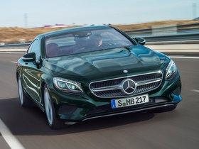 Ver foto 12 de Mercedes Clase S S500 Coupe 4MATIC C217 2014