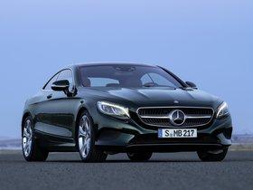 Ver foto 4 de Mercedes Clase S S500 Coupe 4MATIC C217 2014