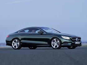 Ver foto 3 de Mercedes Clase S S500 Coupe 4MATIC C217 2014