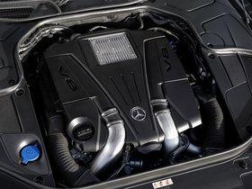 Ver foto 11 de Mercedes Clase S S500 Coupe 4MATIC C217 2014