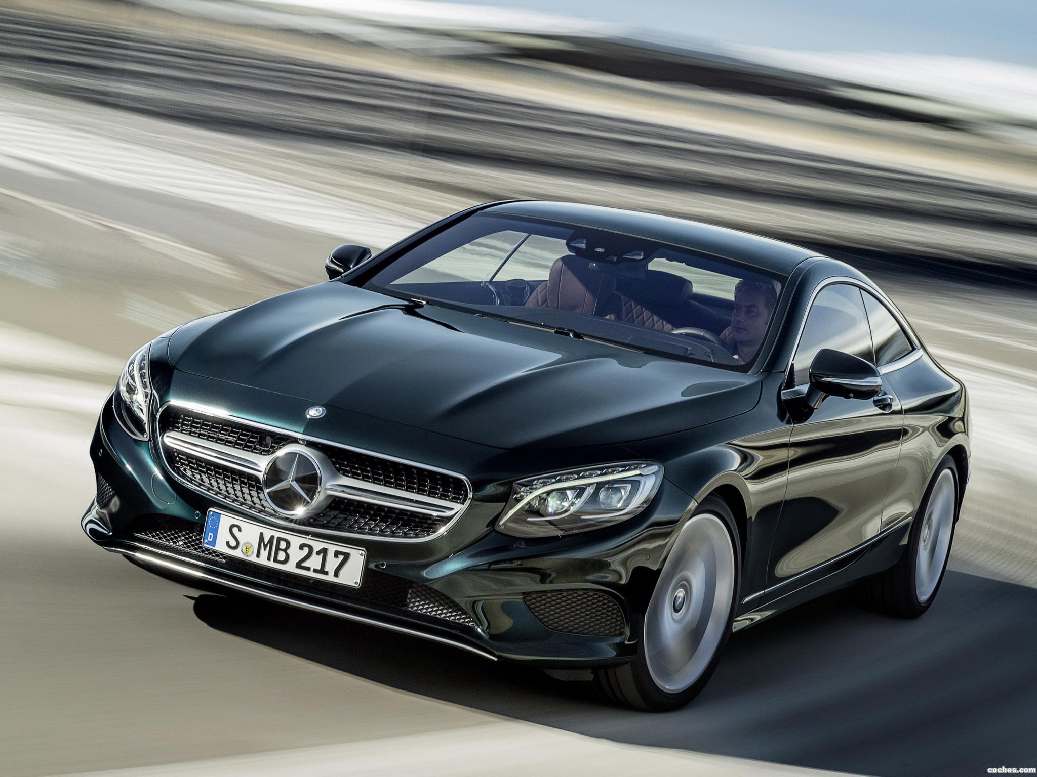 Foto 0 de Mercedes Clase S S500 Coupe 4MATIC C217 2014