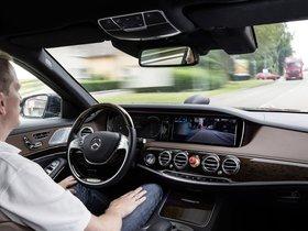 Ver foto 8 de Mercedes Clase S S500 Intelligent Drive Prototype 2013