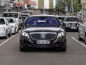 Ver foto 3 de Mercedes Clase S S500 Intelligent Drive Prototype 2013