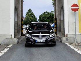 Ver foto 2 de Mercedes Clase S S500 Intelligent Drive Prototype 2013