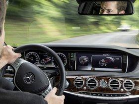 Ver foto 7 de Mercedes Clase S S500 Plug-In Hybrid 2013