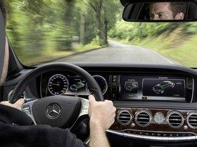 Ver foto 12 de Mercedes Clase S S500 Plug-In Hybrid 2013