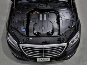Ver foto 3 de Mercedes Clase S S500 Plug-In Hybrid 2013