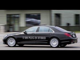 Ver foto 2 de Mercedes Clase S S500 Plug-In Hybrid 2013