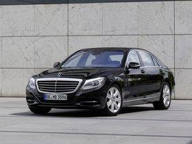 Ver foto 9 de Mercedes Clase S S500 Plug-In Hybrid 2013
