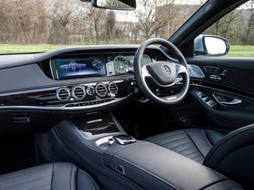 Ver foto 9 de Mercedes Clase S500 Plug-In Hybrid AMG Sports Package W222 2014