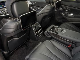 Ver foto 8 de Mercedes Clase S500 Plug-In Hybrid AMG Sports Package W222 2014