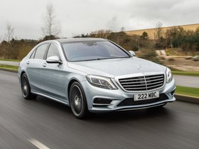 Ver foto 6 de Mercedes Clase S500 Plug-In Hybrid AMG Sports Package W222 2014