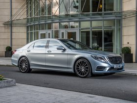 Ver foto 4 de Mercedes Clase S500 Plug-In Hybrid AMG Sports Package W222 2014