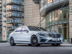 Ver foto 2 de Mercedes Clase S500 Plug-In Hybrid AMG Sports Package W222 2014