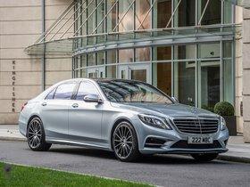 Fotos de Mercedes Clase S500 Plug-In Hybrid AMG Sports Package W222 2014