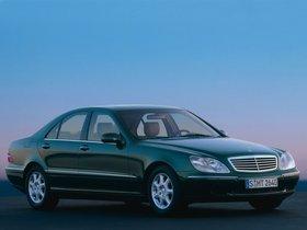 Fotos de Mercedes S-Klasse S500 W220 1998