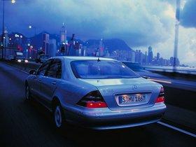 Ver foto 8 de Mercedes S-Klasse S500 W220 1998