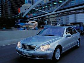 Ver foto 6 de Mercedes S-Klasse S500 W220 1998
