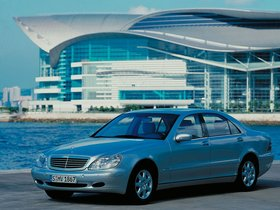 Ver foto 3 de Mercedes S-Klasse S500 W220 1998