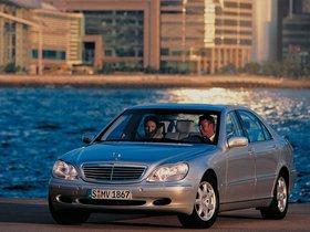 Ver foto 2 de Mercedes S-Klasse S500 W220 1998