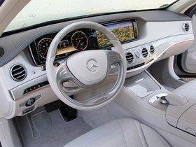 Ver foto 16 de Mercedes Clase S S500 W222 2013