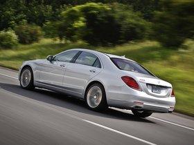 Ver foto 4 de Mercedes Clase S S500 W222 2013