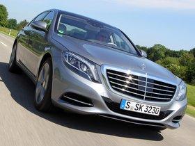 Ver foto 2 de Mercedes Clase S S500 W222 2013