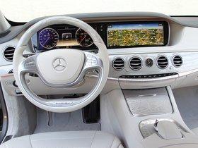 Ver foto 15 de Mercedes Clase S S500 W222 2013