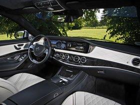 Ver foto 14 de Mercedes Clase S S500 W222 2013